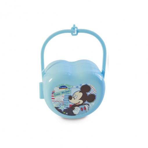 Porta Chupeta | Mickey Baby