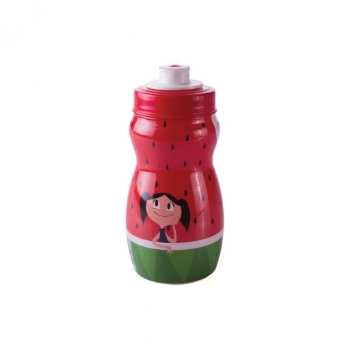 Garrafa Squeeze de Plástico 300 ml com Tampa Rosca Show da Luna