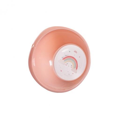 Tigela de Plástico 430 ml Arco Íris