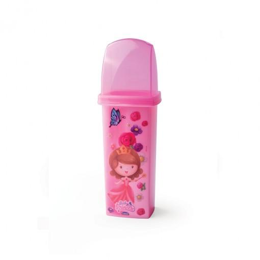 Dental Case de Plástico com Tampa Baby Princess