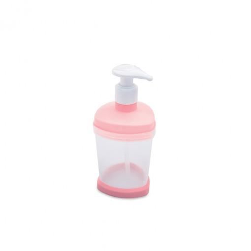 Porta Sabonete Líquido de Plástico 250 ml