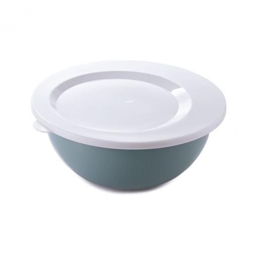 Tigela de Plástico 5,2 L com Tampa Edu Guedes