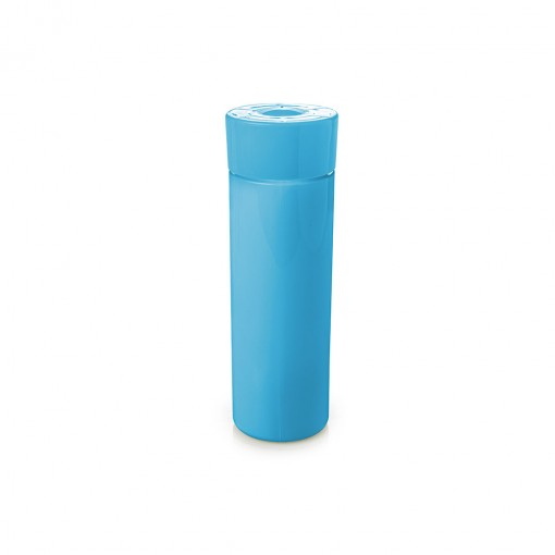 Garrafa de Plástico 500 ml com Tampa Rosca Neon