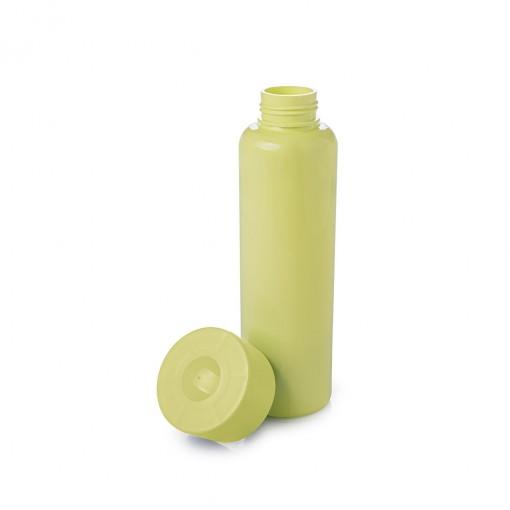 Garrafa de Plástico 750 ml com Tampa Rosca Neon