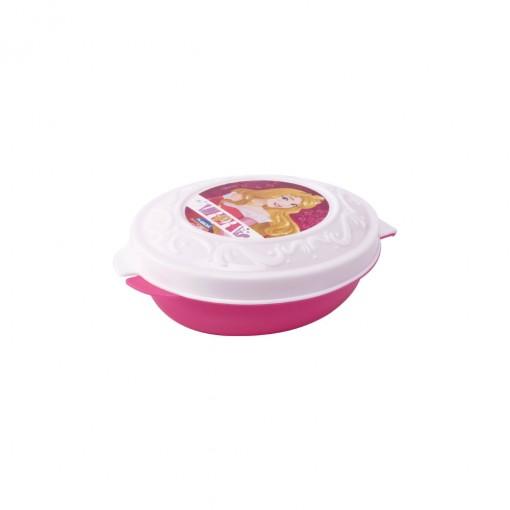 Mini Porta Mix Retrô - 8 Unidades | Princesas Colecionáveis