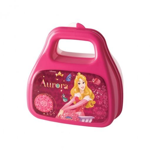 Porta Mix com Alça   Princesas Colecionáveis