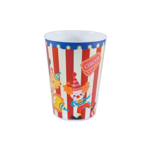 Copo de Plástico 320 ml Circo