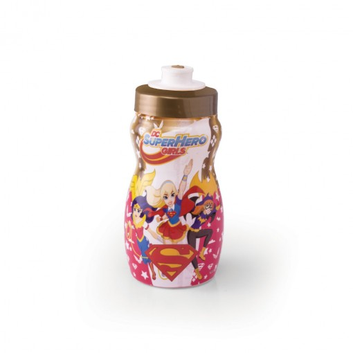 Garrafa Squeeze 300 ml | Super Hero Girls