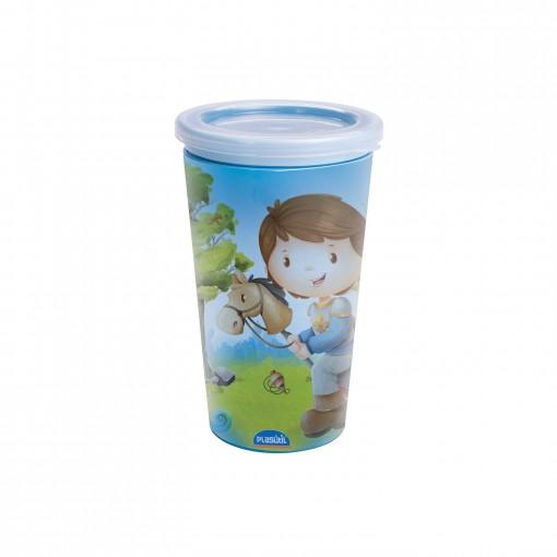 Copo de Plástico 280 ml para Transição Baby Oliver Magic