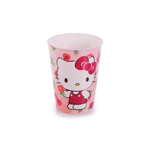 Copo de Plástico 320 ml Hello Kitty