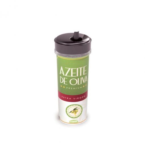 Bisnaga de Plástico 250 ml Dosadora Azeite Retrô