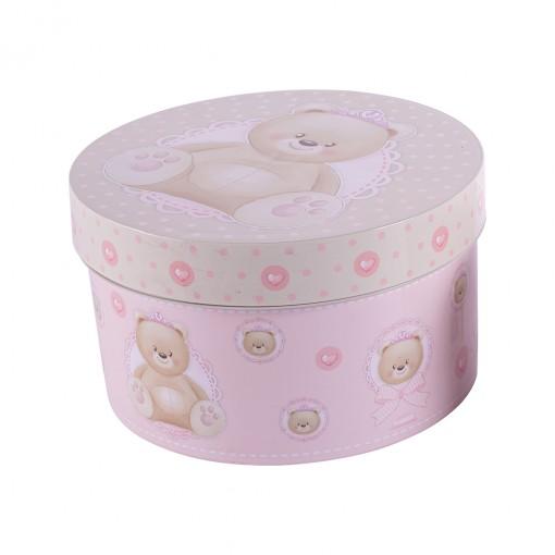 Caixa Redonda 2,1 L | Ursa