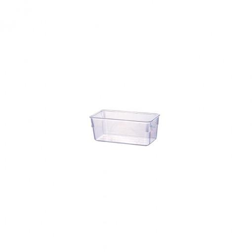 Organizador Multiuso de Plástico para Sachês 11,8x6,0x4,8 cm