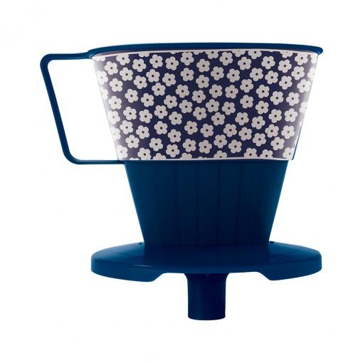 Porta Filtro de Plástico para Café com Bico Direcionador Fazenda