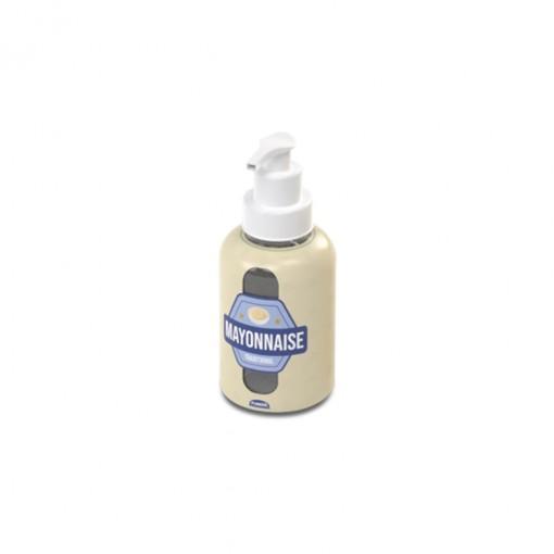 Garrafa de Plástico 280 ml com Bomba Maionese