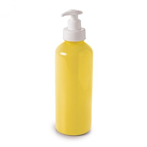 Garrafa de Plástico 970 ml com Bomba