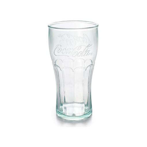 Copo de Plástico 530 ml Cristal Coca Cola