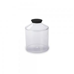 Imagem do produto - Pote de Plástico Redondo 900 ml Cristal