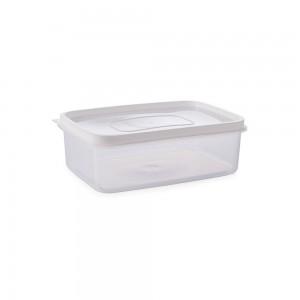 Imagem do produto - Pote de Plástico Retangular 1,8 L Freezer e Micro-ondas