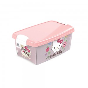 Imagem do produto - Caixa 4,2 L com Trava | Hello Kitty