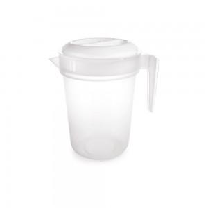 Imagem do produto - Jarra de Plástico 2 L com Tampa