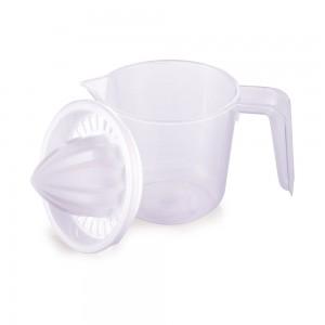 Imagem do produto - Jarra de Plástico Graduada 350 ml com Espremedor