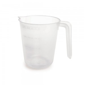 Imagem do produto - Jarra de Plástico Graduada 1 L