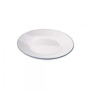 Imagem do produto - Prato de Plástico Raso Duo 360°