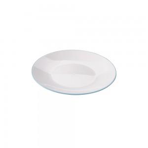 Imagem do produto - Prato de Plástico Raso Duo 360° Azul