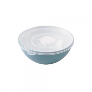 Imagem do produto - Tigela de Plástico 350 ml com Tampa e Válvula Duo 360°