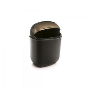 Imagem do produto - Lixeira de Plástico 5 L com Tampa Articulável Flip Top