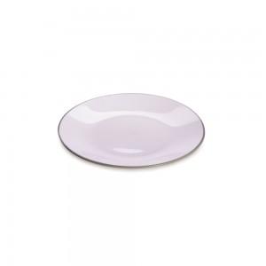 Imagem do produto - Prato de Plástico de Sobremesa Duo 360°