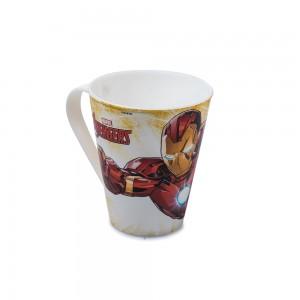Imagem do produto - Caneca de Plástico 360 ml Avengers Homem de Ferro