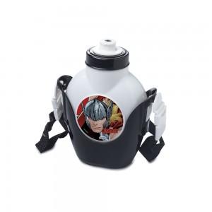 Imagem do produto - Cantil de Plástico 460 ml com Suporte e Alça Avengers Thor