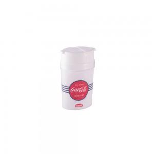 Imagem do produto - Saleiro de Plástico com Tampa Encaixável e Aberturas Superiores Coca Cola