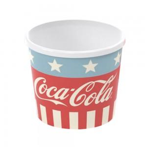 Imagem do produto - Pote de Plástico 2,1 L Pipoca Coca Cola
