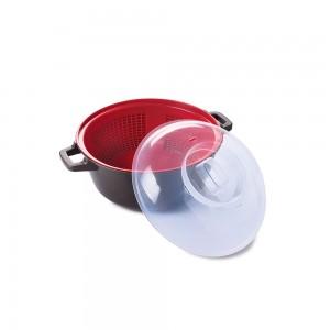 Imagem do produto - Caçarola de Plástico 910 ml Micro-ondas