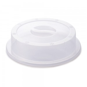 Imagem do produto - Tampa de Plástico para Pratos Micro-ondas