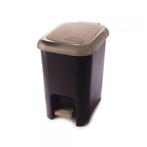 Imagem do produto - Lixeira de Plástico 18 L com Pedal