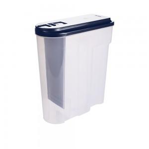 Imagem do produto - Porta Sabão em Pó de Plástico 1,8 Kg com Tampa e Dosador