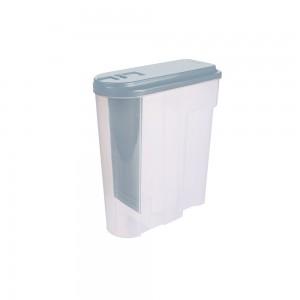 Imagem do produto - Porta Sabão em Pó de Plástico 2,8 L com Tampa e Dosador