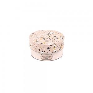 Imagem do produto - Caixa de  Plástico Redonda 420 ml com Tampa Encaixável Acessórios