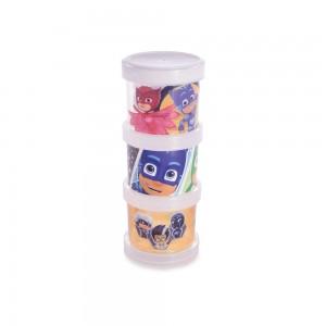 Imagem do produto - Conjunto Organizador - 3 Unidades   PJ Masks