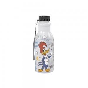 Imagem do produto - Garrafa de Plástico 500 ml com Tampa Rosca Retrô Pica Pau