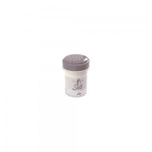 Imagem do produto - Saleiro de Plástico com Tampa Rosca Retrô
