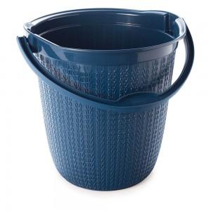 Imagem do produto - Balde de Plástico 8 L com Alça Trama