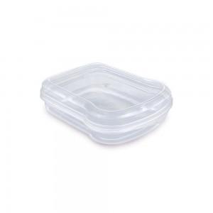 Imagem do produto - Sanduicheira de Plástico com Tampa Fixa