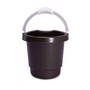 Imagem do produto - Balde de Plástico 8 L com Alça Fluir
