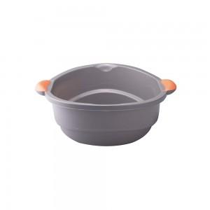 Imagem do produto - Bacia de Plástico Redonda 9 L com Pegador Fluir