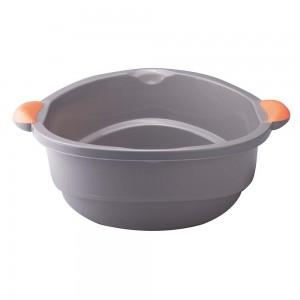 Imagem do produto - Bacia de Plástico Redonda 26 L com Pegador Fluir